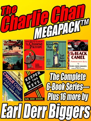 cover image of The Charlie Chan Megapack