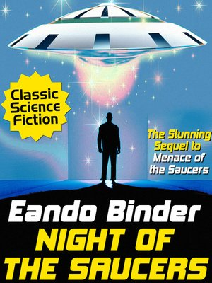 cover image of Night of the Saucers