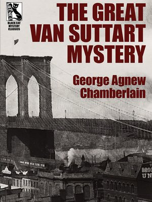 cover image of The Great Van Suttart Mystery