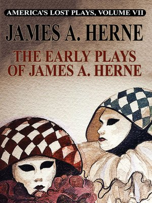 cover image of America's Lost Plays VII