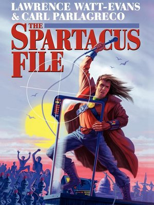 cover image of The Spartacus File