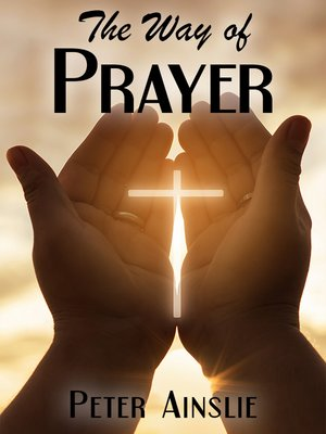 cover image of The Way of Prayer