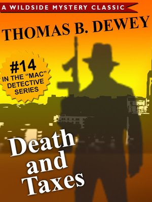cover image of Death and Taxes