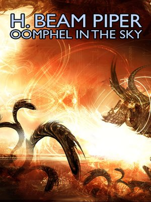 cover image of Oomphel in the Sky