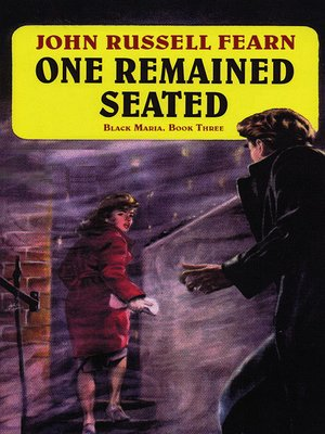 cover image of One Remained Seated: A Classic Crime Novel