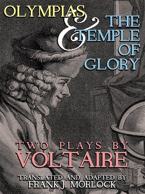 cover image of Olympias and The Temple of Glory