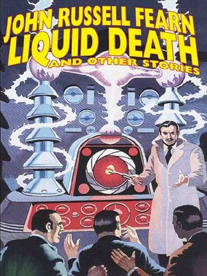 cover image of Liquid Death and other Stories