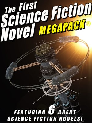 cover image of The First Science Fiction Novel