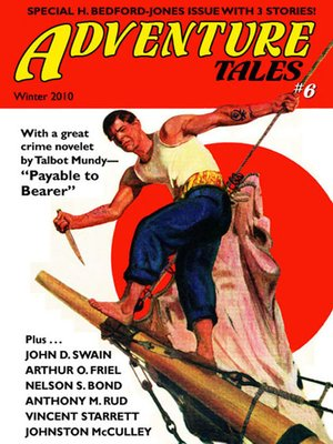 cover image of Adventure Tales, Volume 6
