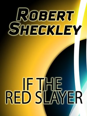 cover image of If the Red Slayer