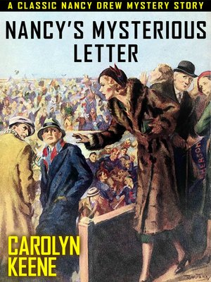 cover image of Nancy's Mysterious Letter