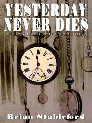 cover image of Yesterday Never Dies