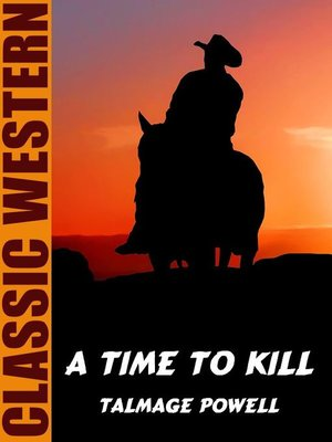cover image of A Time to Kill
