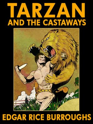 cover image of Tarzan and the Castaways