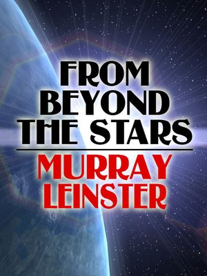 cover image of From Beyond the Stars