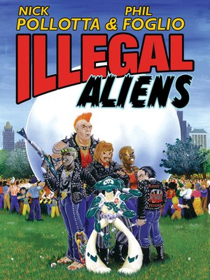 cover image of Illegal Aliens