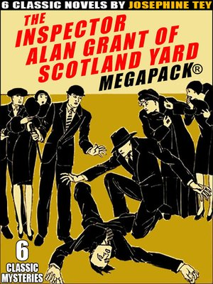 cover image of The Inspector Alan Grant MEGAPACK®