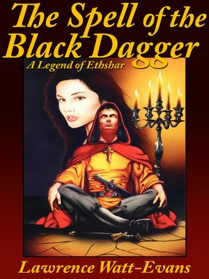 cover image of The Spell of the Black Dagger