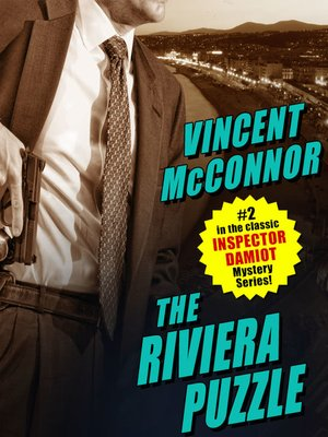 cover image of The Riviera Puzzle: A Chief Inspector Damiot Mystery