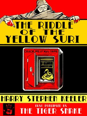 cover image of The Riddle of the Yellow Zuri