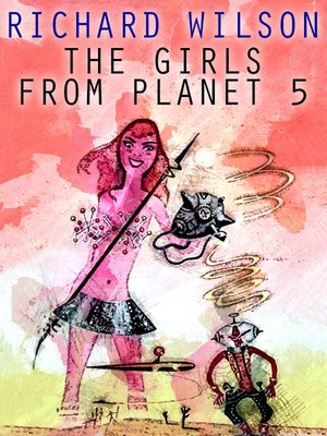 cover image of The Girls from Planet 5
