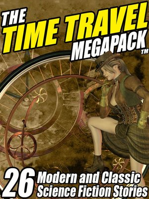 cover image of The Time Travel Megapack