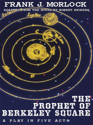 cover image of The Prophet of Berkeley Square