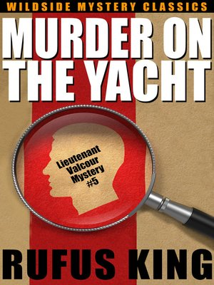 cover image of Murder on the Yacht