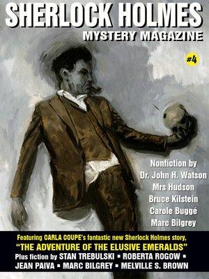 cover image of Sherlock Holmes Mystery Magazine, Volume 4
