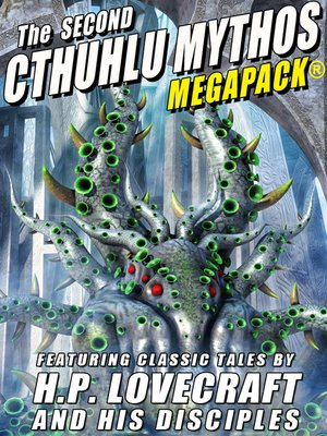 cover image of The Second Cthulhu Mythos