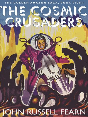 cover image of The Cosmic Crusaders