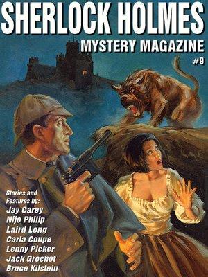 cover image of Sherlock Holmes Mystery Magazine, Volume 9
