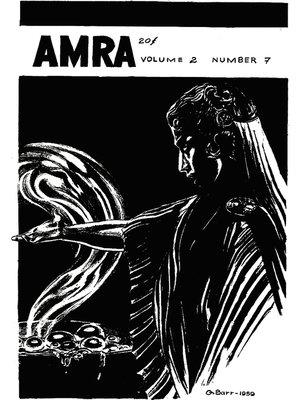 cover image of Amra, Volume 2, Number 7