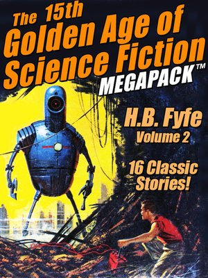 cover image of The 15th Golden Age of Science Fiction Megapack