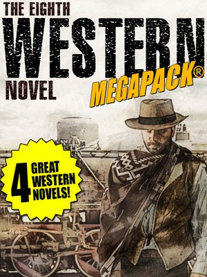 cover image of The 8th Western Novel