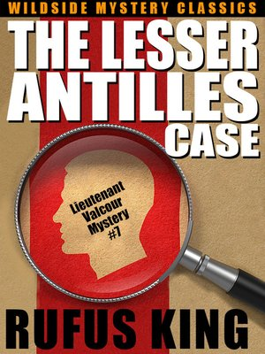 cover image of The Lesser Antilles Case