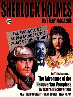 cover image of Sherlock Holmes Mystery Magazine, Volume 2