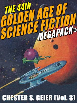 cover image of The 44th Golden Age of Science Fiction