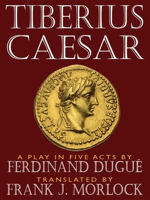 cover image of Tiberius Caesar