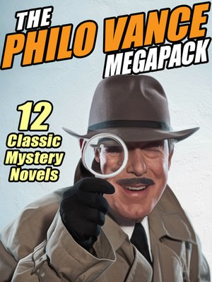 cover image of The Philo Vance Megapack