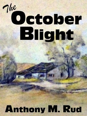 cover image of The October Blight