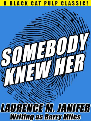 cover image of Somebody Knew Her