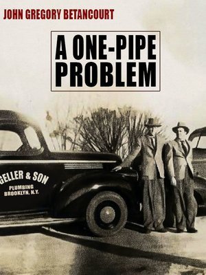 cover image of A One-Pipe Problem