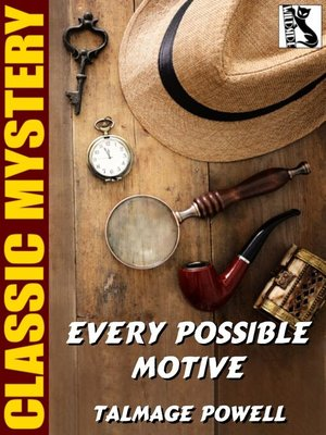 cover image of Every Possible Motilve