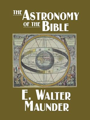 cover image of The Astronomy of the Bible