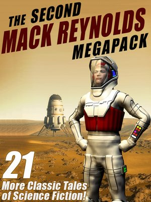 cover image of The Second Mack Reynolds Megapack