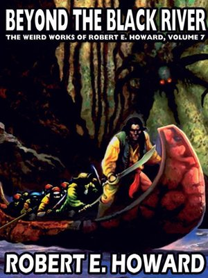 cover image of Beyond the Black River