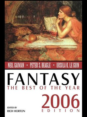 cover image of Fantasy