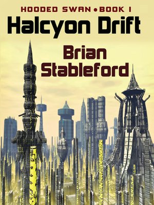 cover image of Halcyon Drift