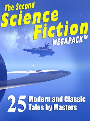 cover image of The Second Science Fiction Megapack